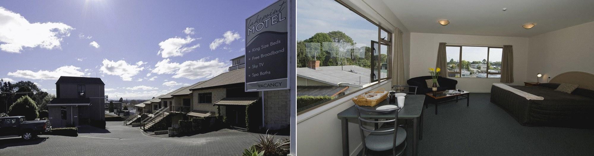 Accommodaton Hamilton City NZ Motels Near Hospital